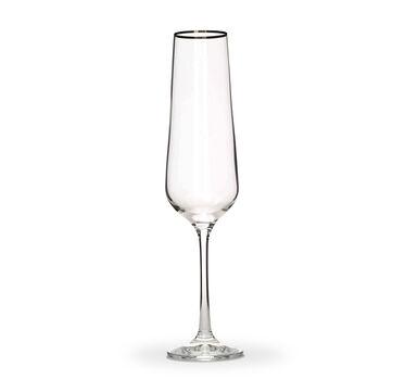 LOREN CHAMPAGNE GLASS - SET OF 4, , hi-res