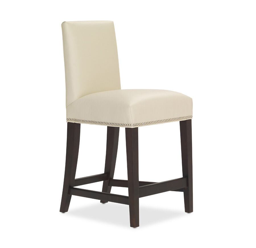 ANTHONY LEATHER COUNTER STOOL  hi-res  sc 1 st  Mitchell Gold + Bob Williams & Bar and Counter Stools islam-shia.org