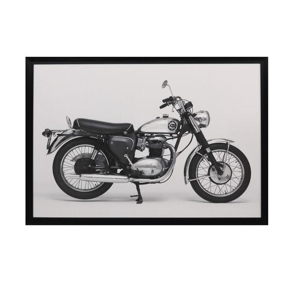 BSA MOTORCYCLE WALL ART, , hi-res