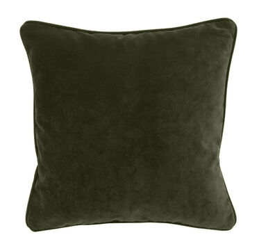 17 IN. SQUARE THROW PILLOW, AVIGNON - OLIVE, hi-res