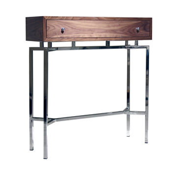 MING WALNUT CONSOLE TABLE, , hi-res