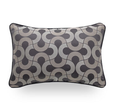 22 x 15 IN. THROW PILLOW, LIMELIGHT - PLATINUM, hi-res
