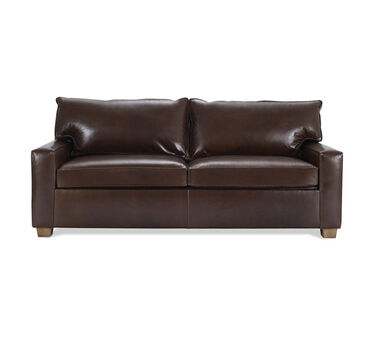 ALEX LEATHER LUXE QUEEN SLEEPER, , hi-res