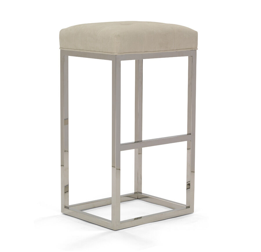 ginger leather bar stool hires - Leather Counter Stools