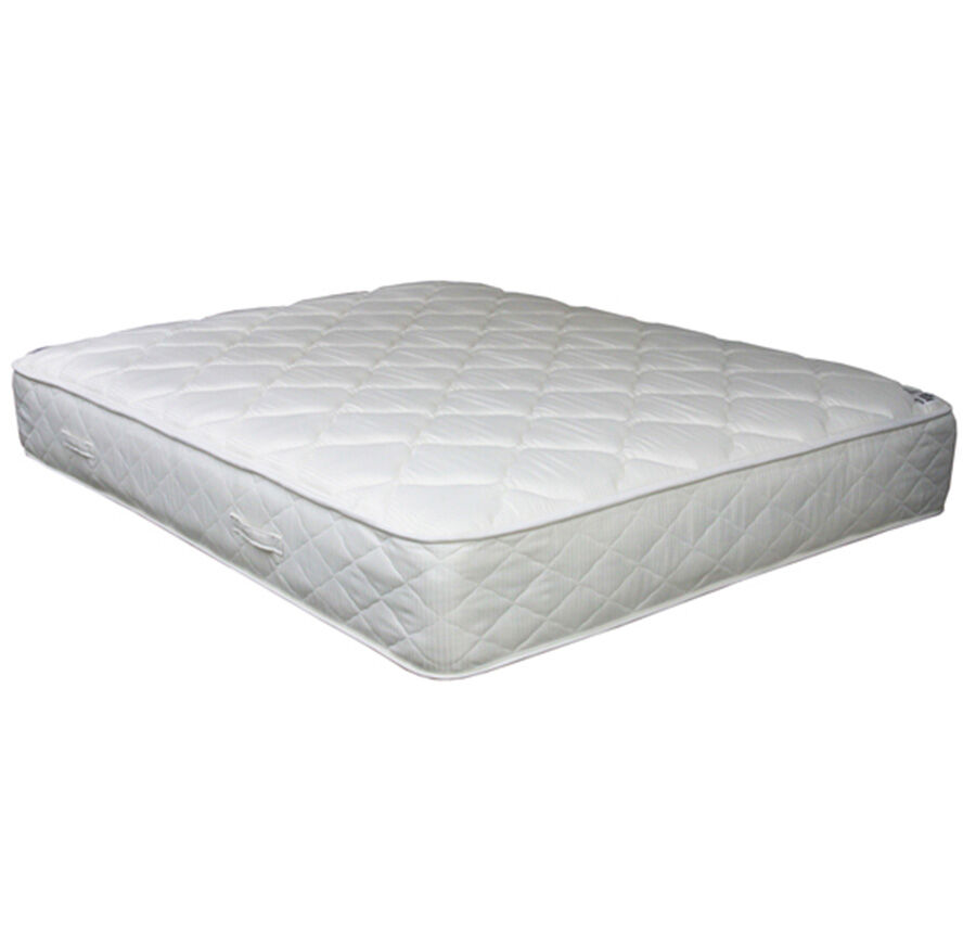 luxe queen innerspring mattress hires