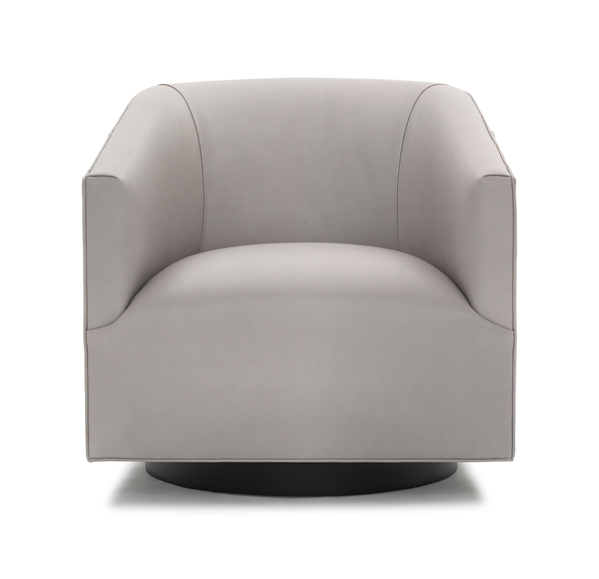COOPER LEATHER SWIVEL CHAIR