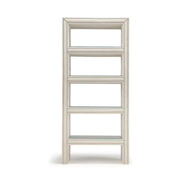 LUCAS 2-SIDED BOOKCASE, , hi-res