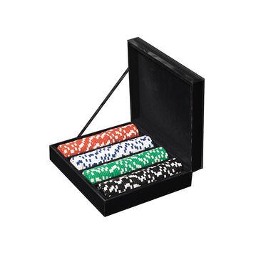 MONACO POKER CHIP BOX, , hi-res