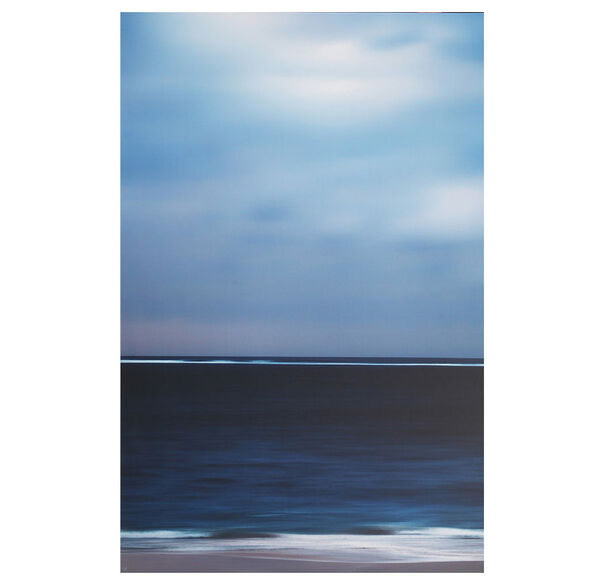 BLURRED OCEAN HORIZON WALL ART, , hi-res