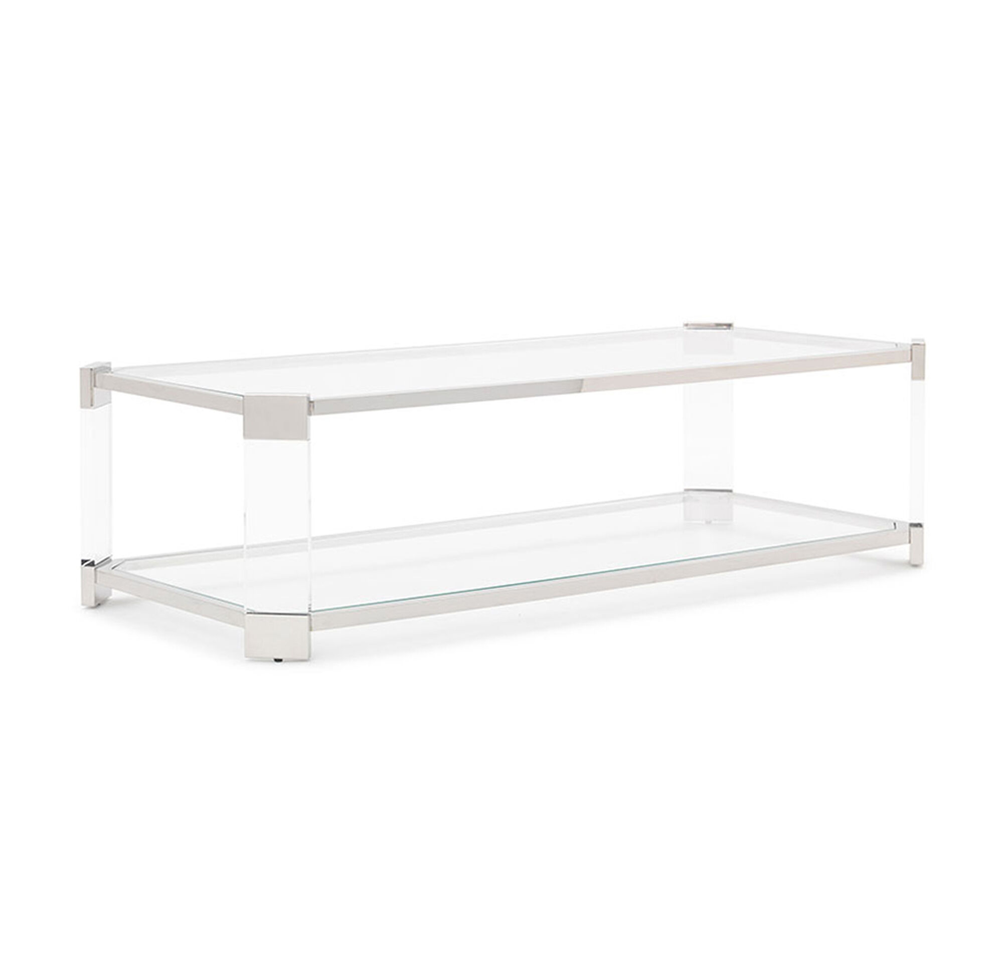 melrose rectangle cocktail table