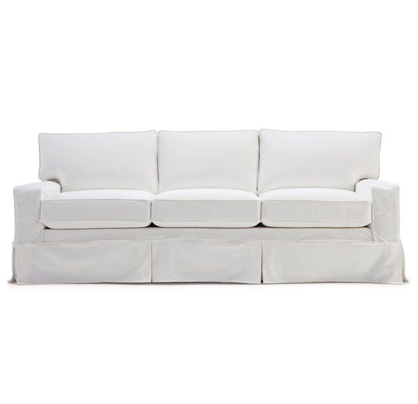 ALEX II 3 OVER 3 89quot SOFA SLIPCOVER LOOSE SKIRT : 726 115 SCHSF from www.mgbwhome.com size 605 x 585 jpeg 14kB