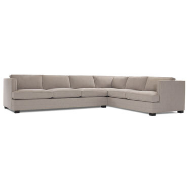 KEATON LEFT SECTIONAL SOFA, FULMER - TAUPE, hi-res