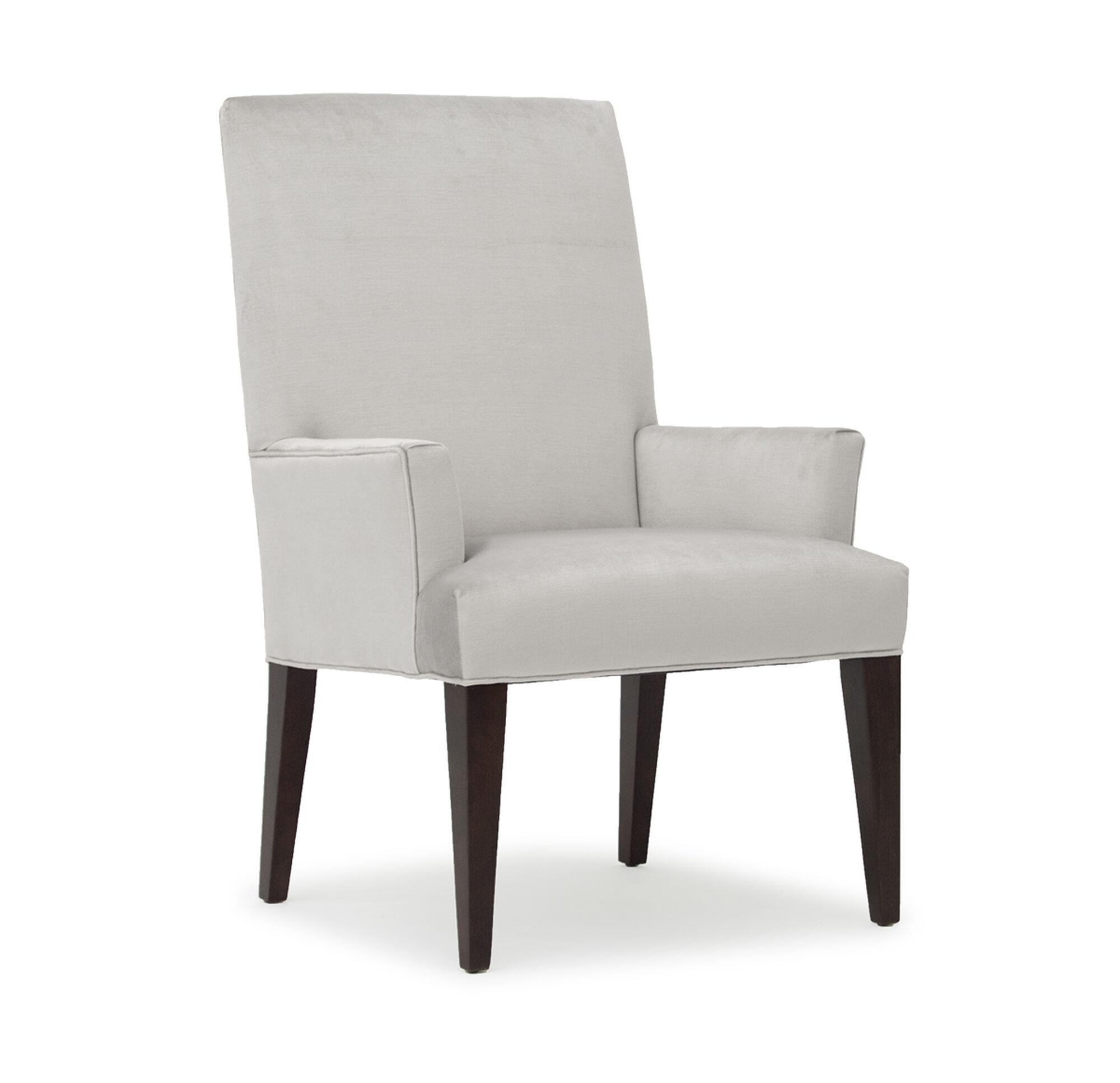 Turn Dininf Room Chair Into Armchair