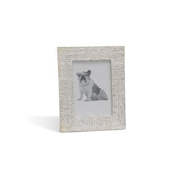 LARGE SILVER PICTURE FRAME, , hi-res