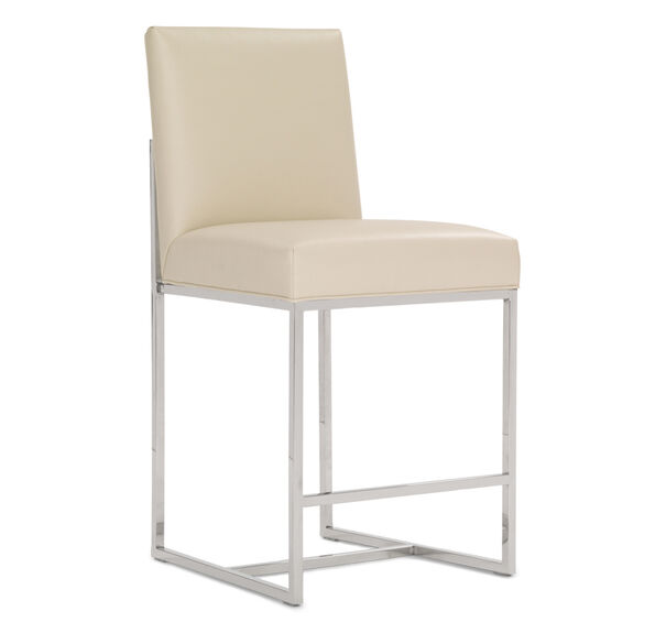 GAGE LEATHER COUNTER STOOL, , hi-res