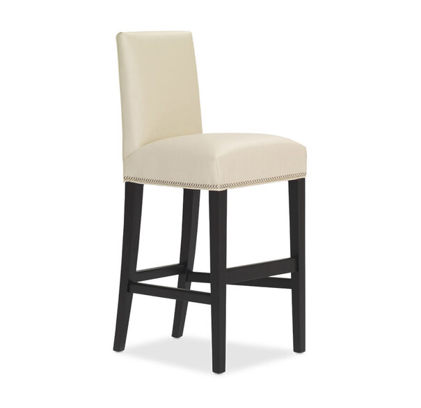 ANTHONY LEATHER BAR STOOL, , hi-res