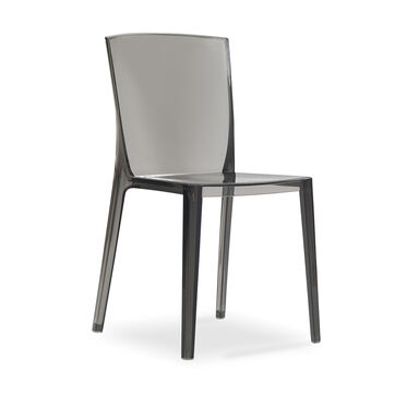 ALAIN SMOKE SIDE DINING CHAIR, , hi-res