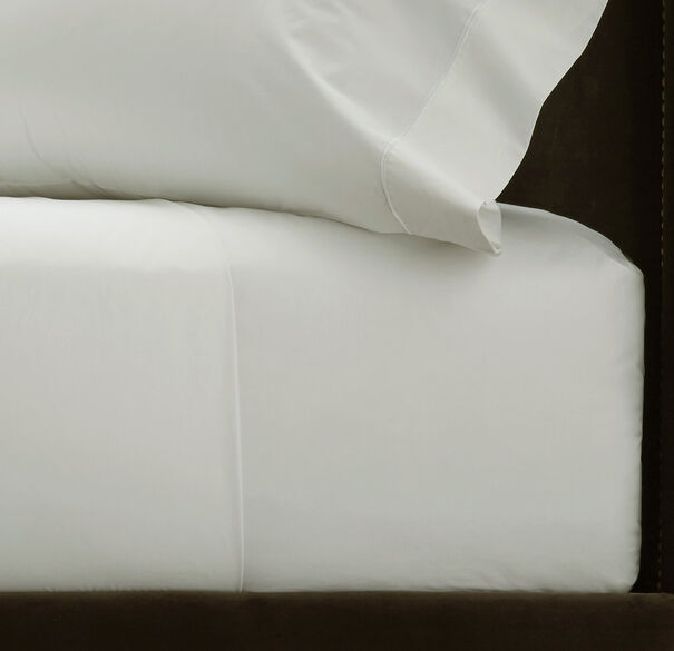CALIFORNIA KING FITTED SHEET - IVORY, , hi-res