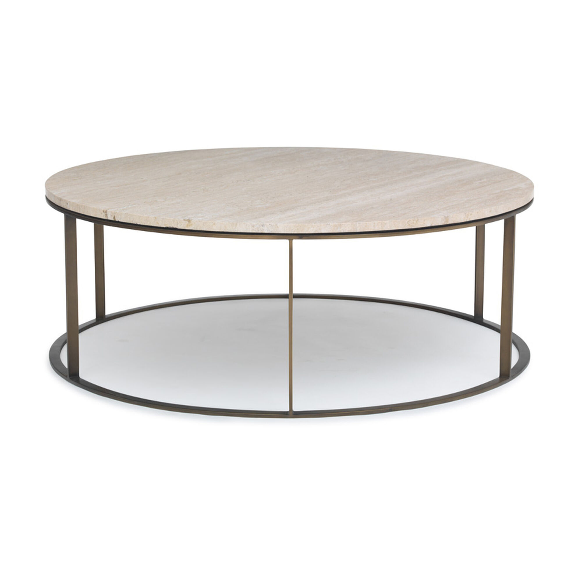 allure round cocktail table