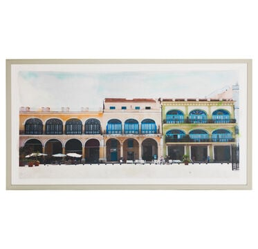PLAZA VIEJA WALL ART, , hi-res