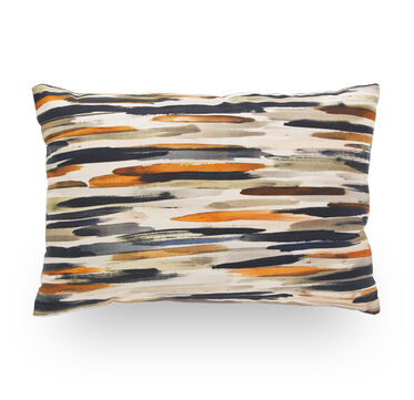 BRUSHSTROKE THROW PILLOW, , hi-res