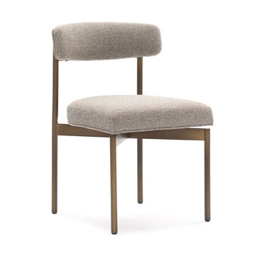 REMY DINING CHAIR, WILTON - DARK TAUPE, hi-res