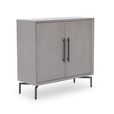 MING STORAGE CHEST - GRAY / PEWTER, , hi-res