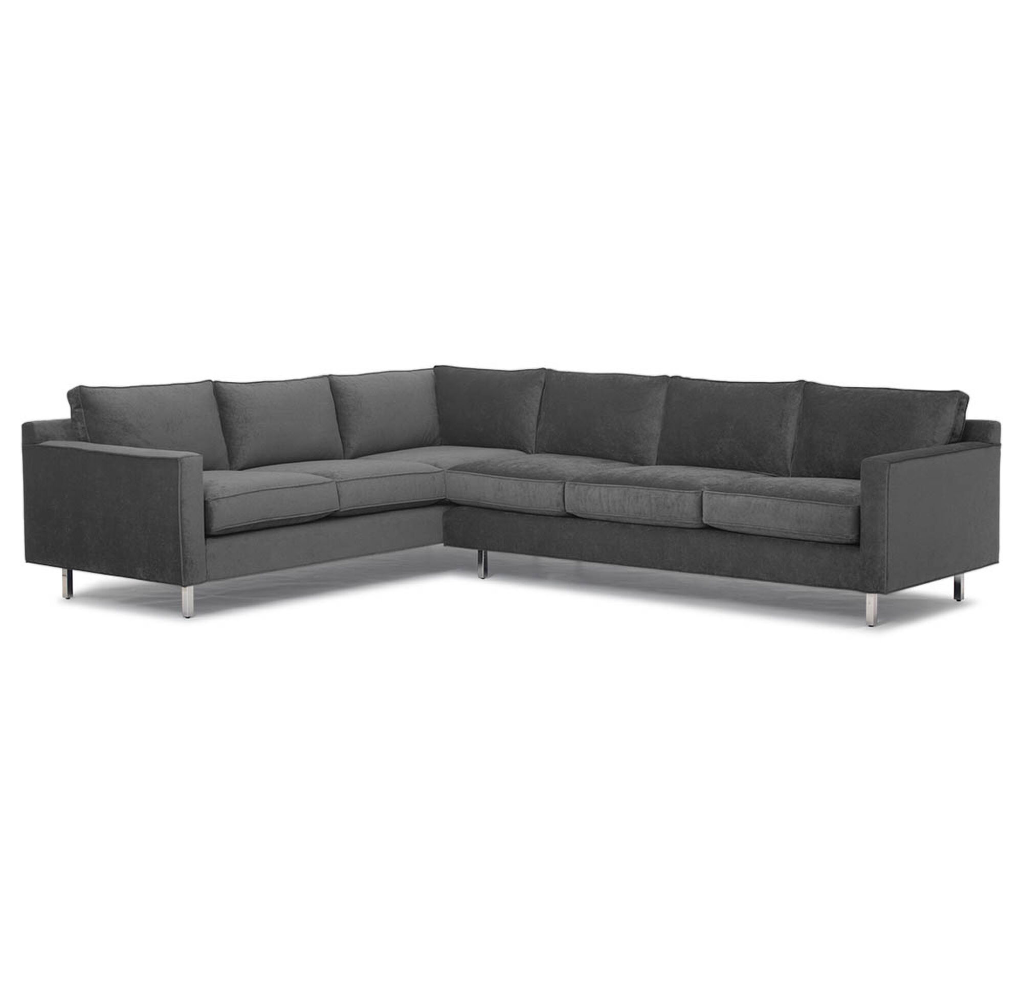Hunter studio sectional sofa hi res