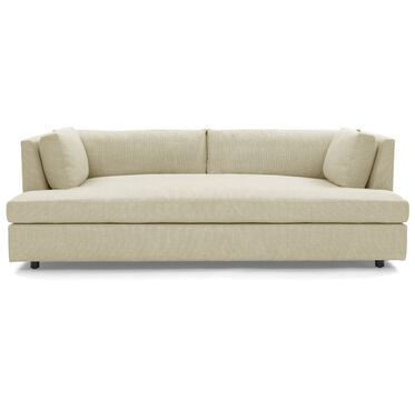 FRANCO MEDIA SOFA, SWEETGRASS - ECRU, hi-res