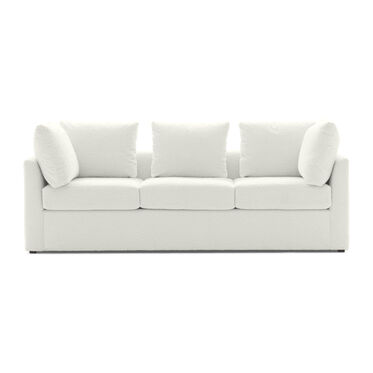 DR. PITT SOFA, SHERPA - NATURAL, hi-res