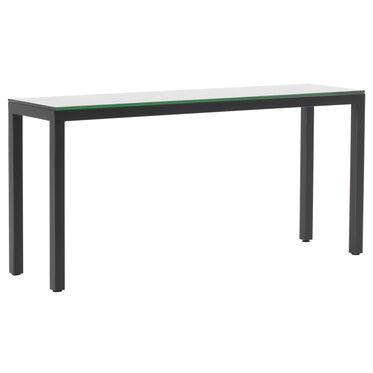CLASSIC PARSONS CONSOLE TABLE - DARK BRONZE, , hi-res