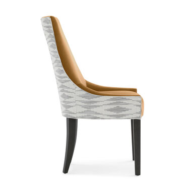 ADA SIDE DINING CHAIR, VIVID - CAMEL, hi-res