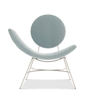 ELROY LEFT ARM CHAIR, BOULEVARD - SKY BLUE, hi-res