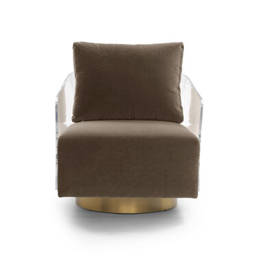 LUCY FULL SWIVEL CHAIR, , hi-res