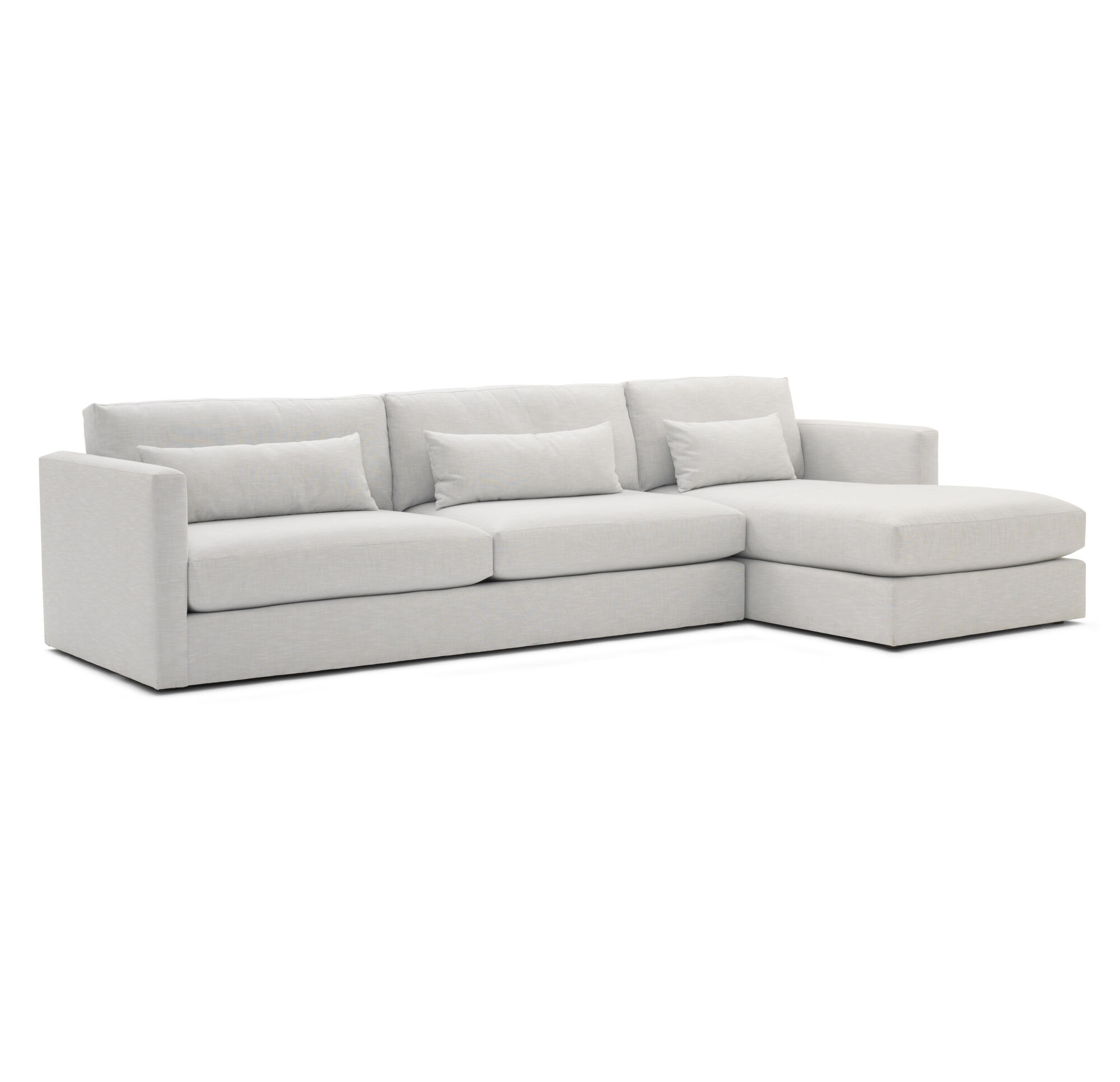 HAYWOOD RIGHT CHAISE SECTIONAL