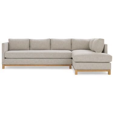 CLIFTON RIGHT SECTIONAL, SOL - OATMEAL, hi-res