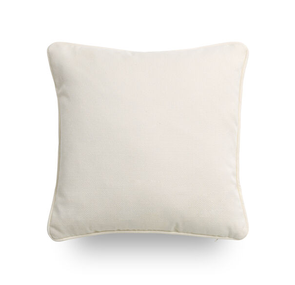 17 IN. SQUARE THROW PILLOW, TERRACE - ECRU, hi-res