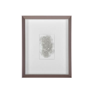 NATURAL MINERAL CLEAR WALL ART, , hi-res