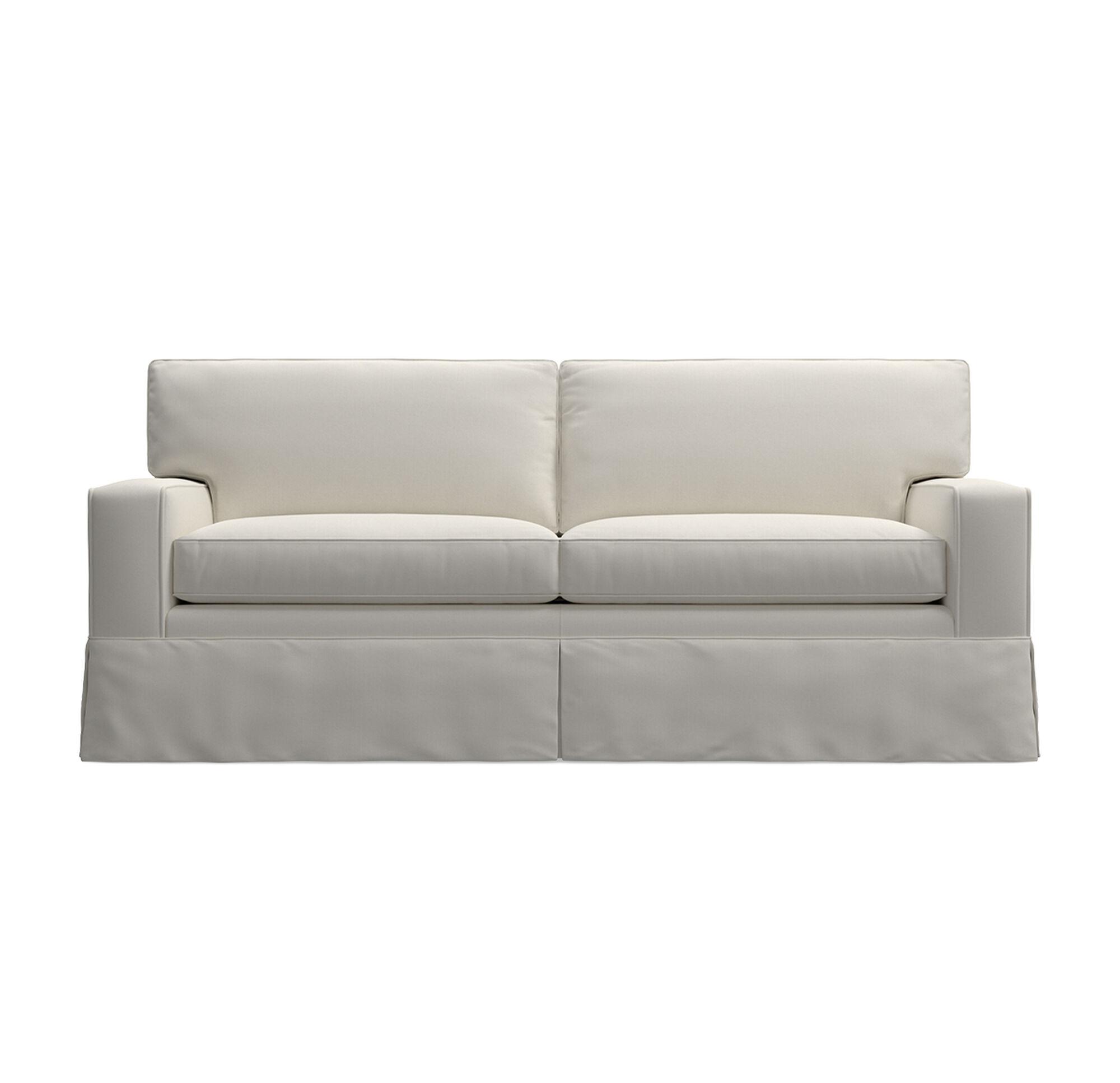 Alex Ii Queen Slipcover Sleeper Sofa