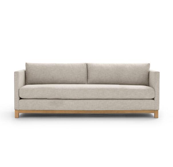 CLIFTON SOFA, Performance Textured Linen - OATMEAL, hi-res