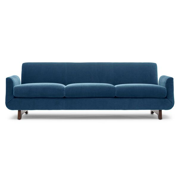 SUPERNOVA SOFA, BOULEVARD - DEEP BLUE, hi-res