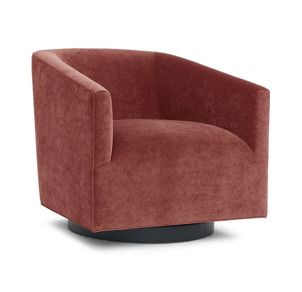 COOPER FULL SWIVEL CHAIR, BOULEVARD - SIENNA, hi-res