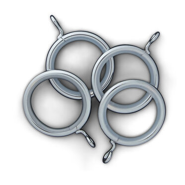 RINGS (SET OF 10) - POLISHED CHROME, , hi-res