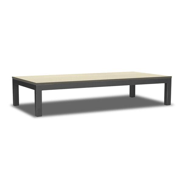 CLASSIC PARSONS COCKTAIL TABLE - DARK BRONZE, , hi-res
