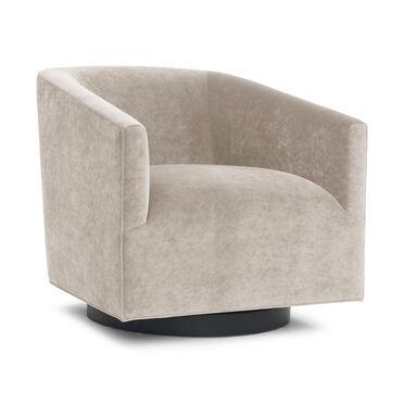 Cooper Swivel Chair, BOULEVARD - TAUPE GRAY, hi-res