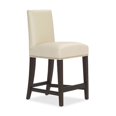 ANTHONY LEATHER COUNTER STOOL, , hi-res
