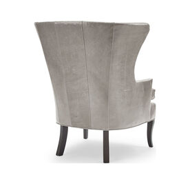 WILL LEATHER CHAIR, MONT BLANC - MIST, hi-res