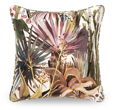 22 IN. SQUARE THROW PILLOW, TWIGGY - CONFETTI, hi-res