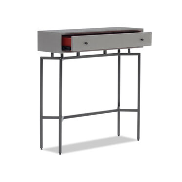 MING CONSOLE - GRAY / PEWTER, , hi-res