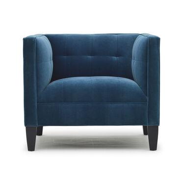 KENNEDY CHAIR, BOULEVARD - DEEP BLUE, hi-res